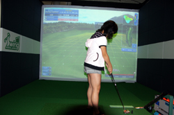シュミレーションゴルフ3