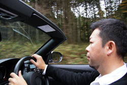 1 ドライブ~♪
