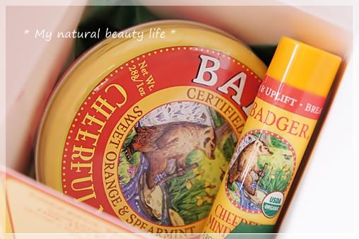 Badger Company, Cheerful Mind Balm Kit, Aromatherapy Kit to Cheer & Uplift