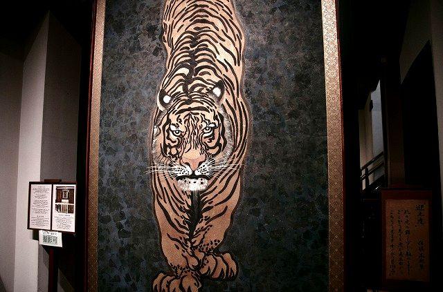送り虎迎え虎
