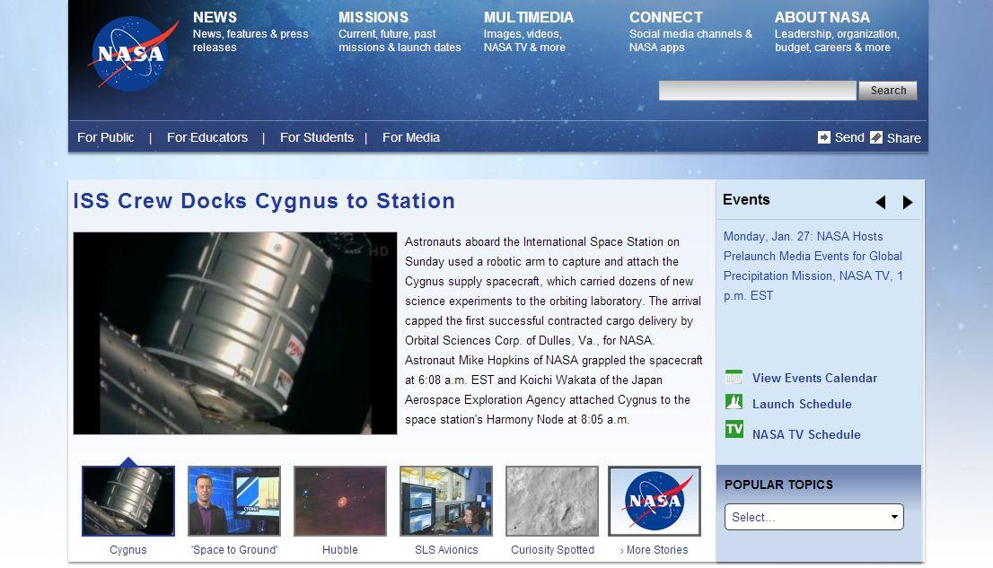 NASAって絶対一つや二つヤバイ情報隠してるよな