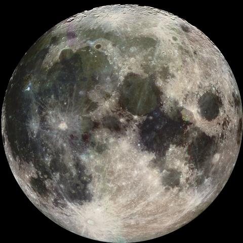 イギリスのタブロイド紙 「マレーシアの行方不明機が月で見つかった!」