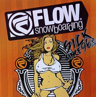 flow snowboarding 13-14