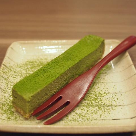 Cha-cafe深緑茶房005