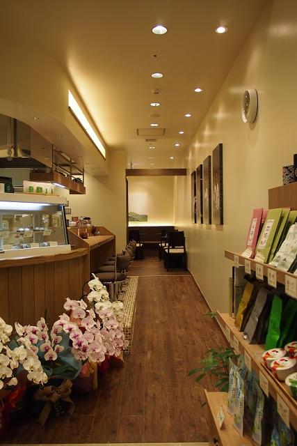Cha-cafe深緑茶房010