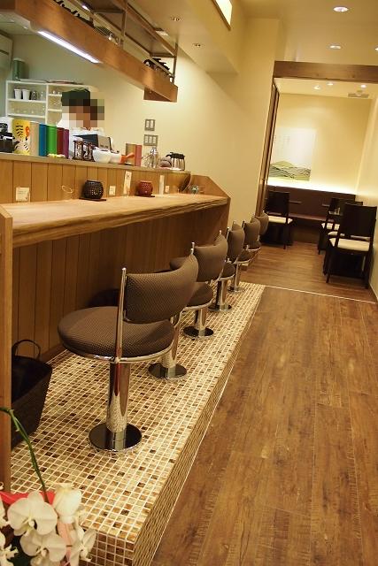 Cha-cafe深緑茶房011