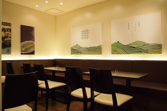 Cha-cafe深緑茶房014