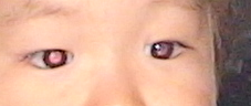 赤目になってる元画像