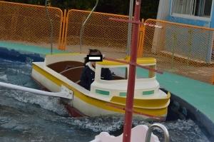 回転ボート
