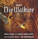 ワーグナー 楽劇「ヴァルキューレ」第1幕 クナッパーツブッシュ ウィーンフィル(Decca)盤