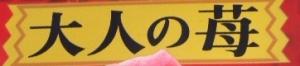大人の苺ロゴ