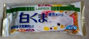 白くま練乳アイスパッケージ