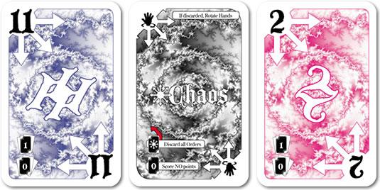 カオス:カード
