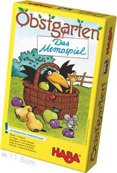 果樹園メモリーゲーム:箱