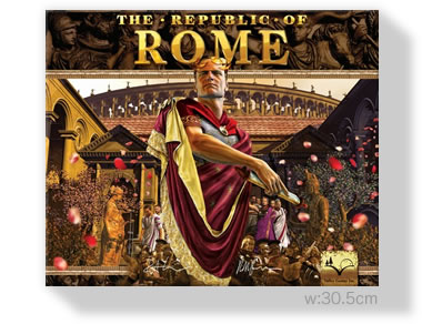共和制ローマ:箱