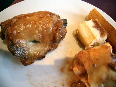 鶏など@シュラスカリア「エテルナ」