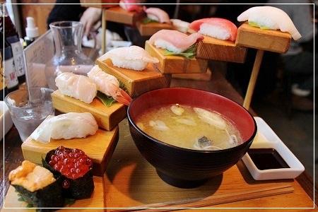 お寿司ランチ☆