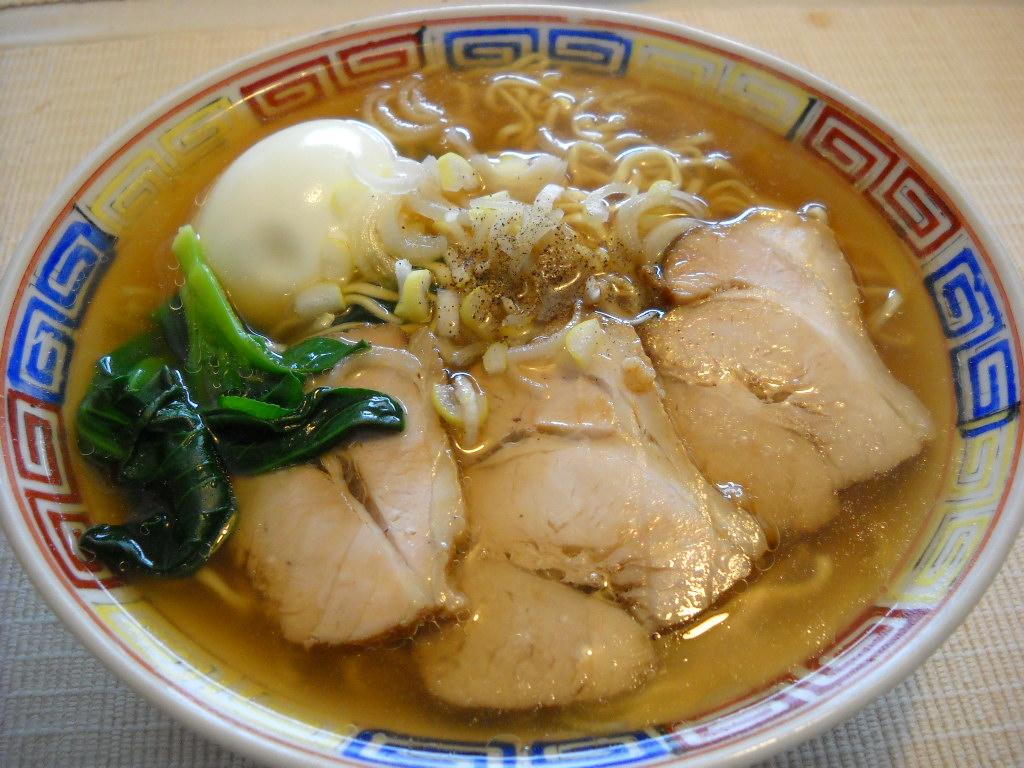 マルちゃん正麺 しょうゆ味