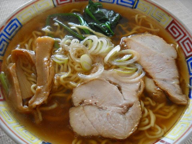 マルちゃん正麺醤油味1