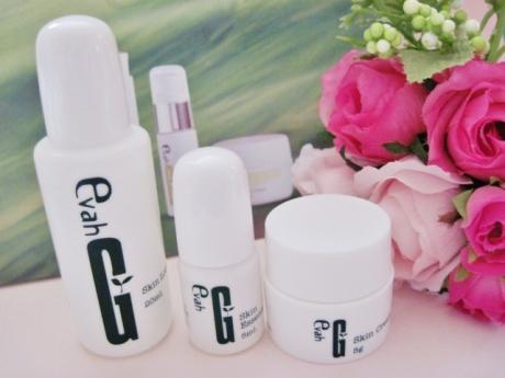 肌ストレスをなくす 天然.自然成分.無添加「エヴァG」化粧品!