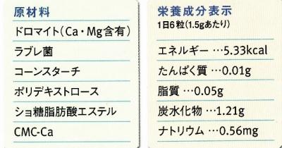 スッキリ感に速効性!植物性漬物生まれ乳酸菌「ラブレ」サプリ!