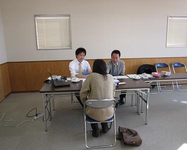 公民館会計の経理指導が実施されました。