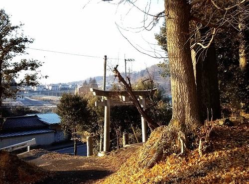 立伏町 高龗(たかお)神社へ!①