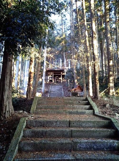 立伏町 高龗(たかお)神社へ!②