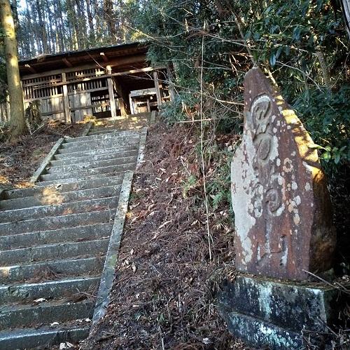 立伏町 高龗(たかお)神社へ!④