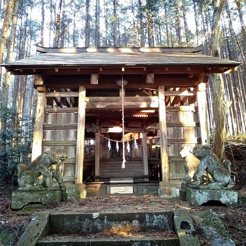 立伏町 高龗(たかお)神社へ!⑤