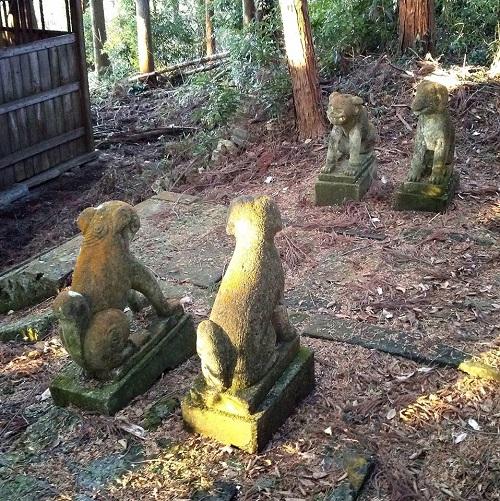 立伏町 高龗(たかお)神社へ!⑫