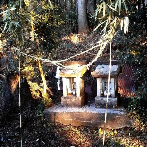 立伏町 高龗(たかお)神社へ!⑭