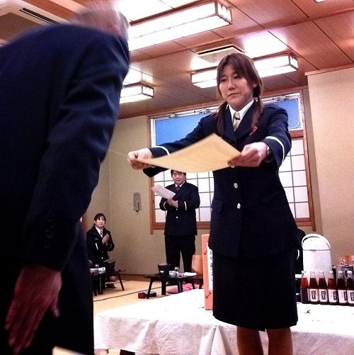 宇都宮市消防団≪第5分団≫新年会に参加!③
