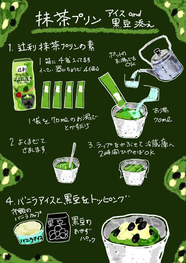 おとぼけブルのイラストレシピ