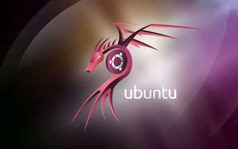 Ubuntu 壁紙 Ubuntu-dragon-wallpaper