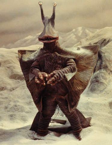 凍結怪獣 ガンダー