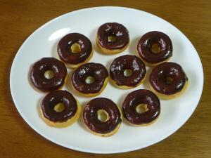 2010yaki Doughnut