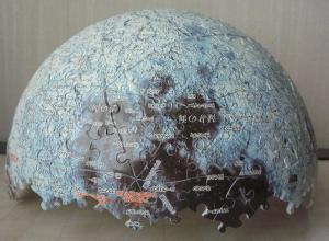 2013 月球儀3