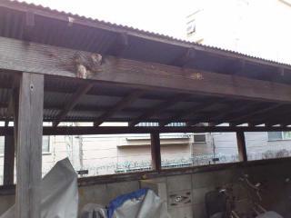 修理_屋根
