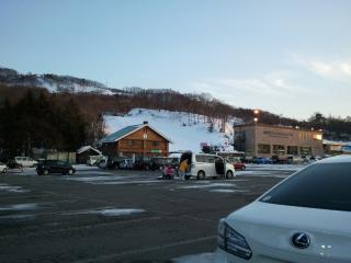 スキー場P