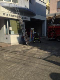 百合ヶ丘消防署①