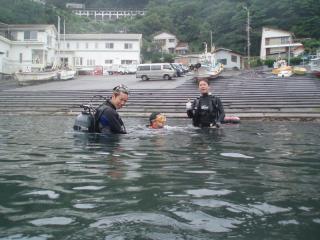赤沢体験ダイビング_10