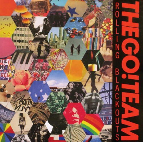 the go! team rolling blackouts